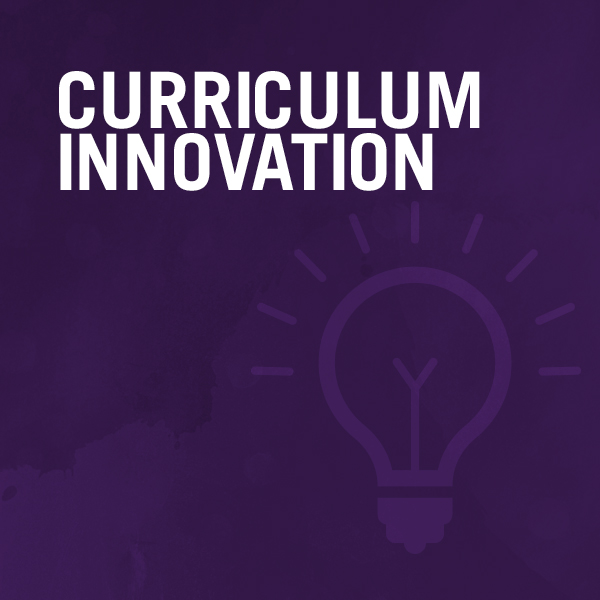 Curriculum Innovation graphic