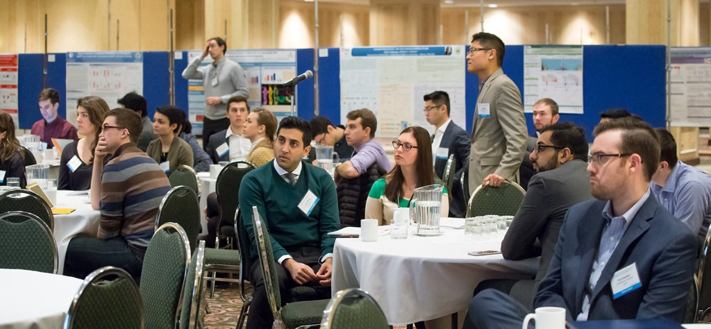 Participants at Third Annual Young Investigators Forum