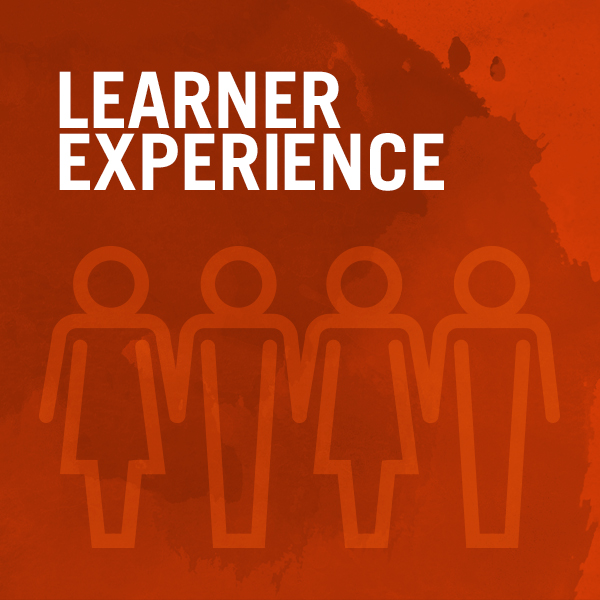 Learner Experience graphic