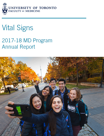 Vital Signs 2017-18 Annual Report