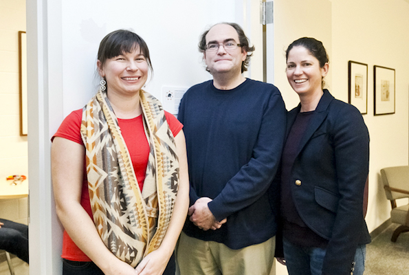 Faculty and staff of the Office of Indigenous Medical Education