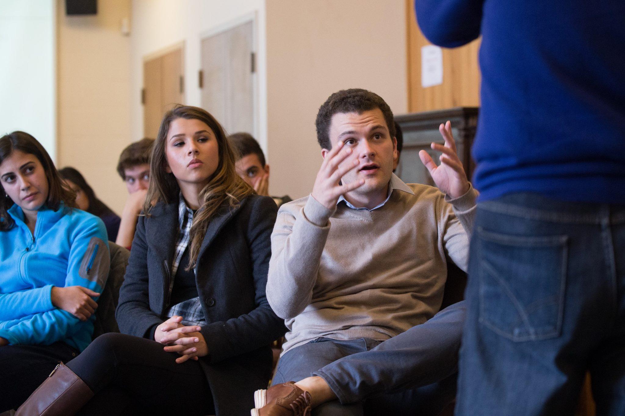 MD/PhD Students at Retreat Photo Credit: Ben Ouyang